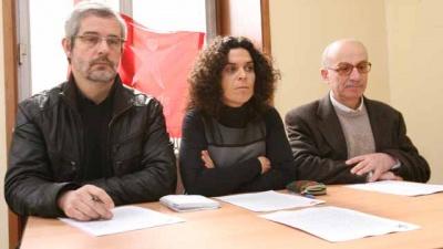 Bloco de Esquerda anuncia apoio ao Movimento Cidadãos por Coimbra. Foto de Luis Carregã/Beiras